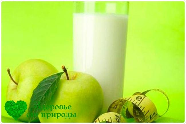 Рисова яблочная диета на